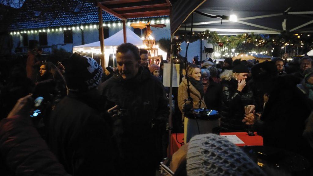 Weihnachtsmarkt Maichingen - Impressionen am BVL Stand 2
