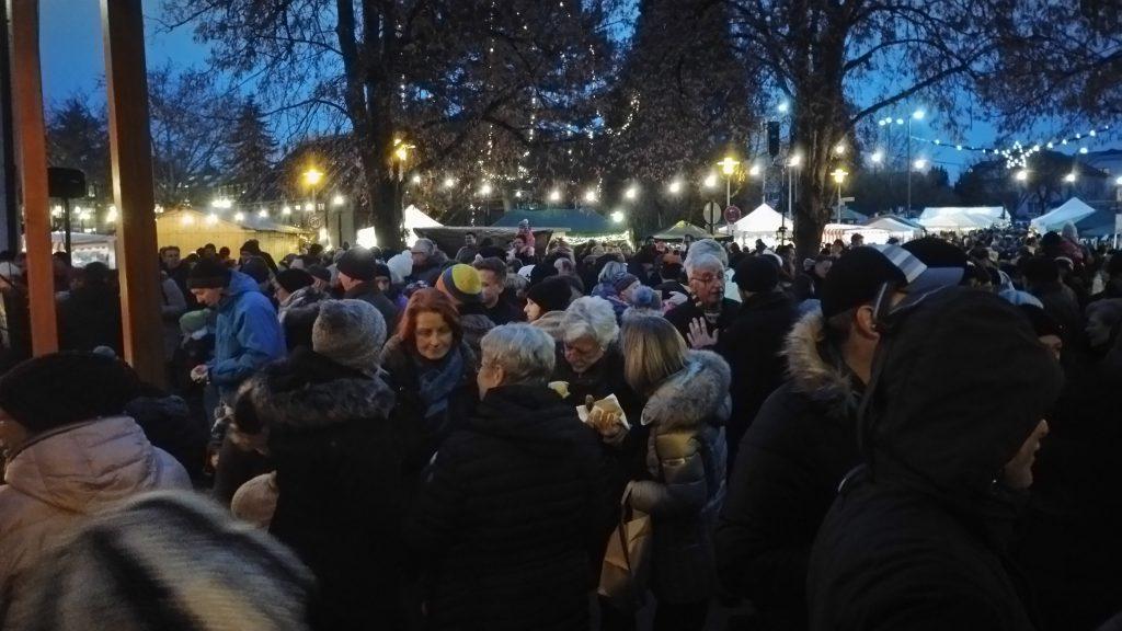 Weihnachtsmarkt Maichingen - Impressionen am BVL Stand 3
